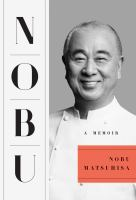 Cover art for Nobu