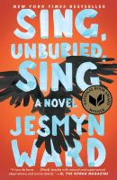 Cover art for Sing, Unburied, Sing