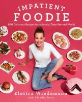 Cover art for Impatient Foodie