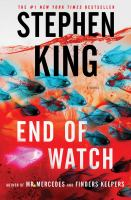 Cover art for End of Watch
