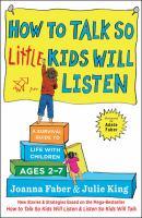 Cover art for How to Talk so Little Kids Will Listen