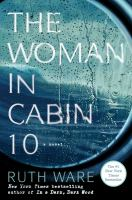 Cover art for The Woman in Cabin 10