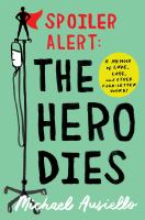 Cover art for The Hero Dies