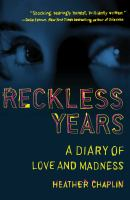 Cover art for Reckless Years