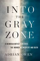 Cover art for Into the Gray Zone