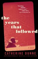 Cover art for The Years the Followed