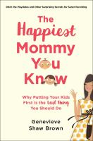 Cover art for The Happiest Mommy You Know