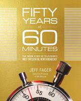 Cover art for Fifty Years of 60 Minutes