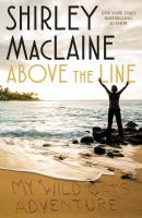 Cover art for Above the Line
