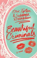 Cover art for Beautiful Criminals