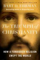 Cover art for The Triumph of Christianity