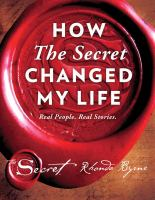 Cover art for How the Secret Changed My Life