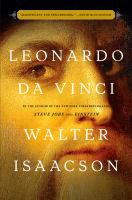 Cover art for Leonardo Da Vinci