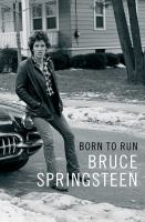 Cover art for Born to Run