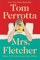 Cover art for Mrs. Fletcher