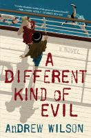 Cover art for A Different Kind of Evil