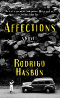 Cover art for Affections