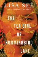 Cover art for The Tea Girl of Hummingbird