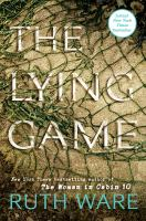 Cover art for The Lying Game
