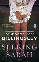 Cover art for Seeking Sarah
