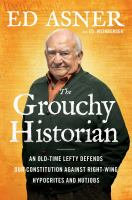 Cover art for The Grouchy Historian