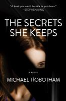 Cover art for The Secrets She Keeps