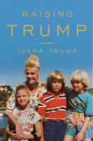 Cover art for Raising Trump