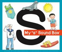 My+s+sound+box by Moncure, Jane Belk © 2019 (Added: 1/15/19)