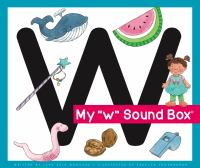 My+w+sound+box by Moncure, Jane Belk © 2019 (Added: 1/15/19)