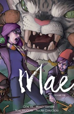 cover of Mae. Volume One