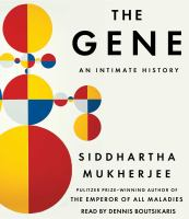 Cover art for The Gene