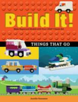Build It! Things That Go