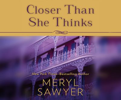 cover of Closer Than She Thinks