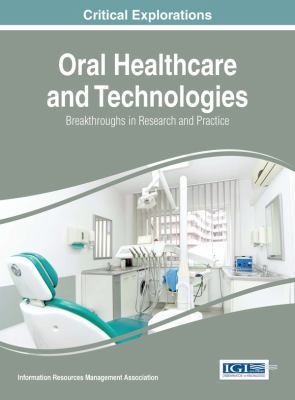 book cover oral healthcare and technologies