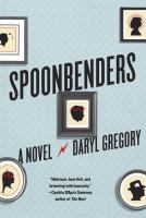 Cover art for Spoonbenders