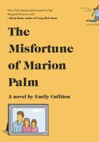 Cover art for The Misfortune of Marion Palm