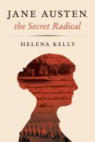 Cover art for Jane Austen the Secret Radical
