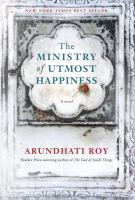 Cover art for The Ministry of Utmost Happiness