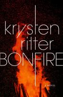 Cover art for Bonfire