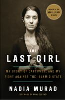 Cover Art for The Last Girl