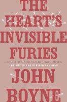 Cover art for The Heart's Invisible Furies
