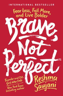 Cover image for Brave, not perfect