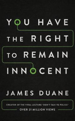 cover of You Have the Right to Remain Innocent