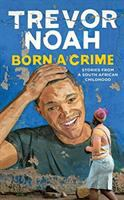 Cover art for Born a Crime