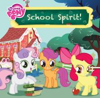 My+little+pony+school+spirit by Alexander, Louise (Louise Shirreffs) © 2018 (Added: 4/22/19)