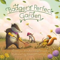 Badgers+perfect+garden by Arnold, Marsha Diane © 2018 (Added: 3/11/19)