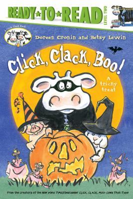 Cover image for Click, clack, boo!
