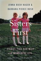 Cover art for Sisters First