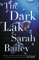 Cover art for The Dark Lake