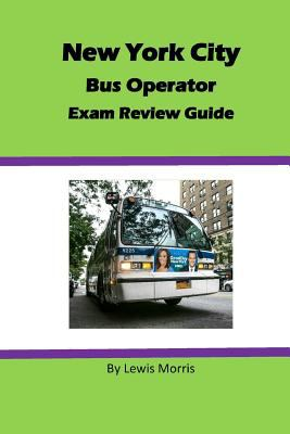 Cover image for New York City bus operator exam review guide